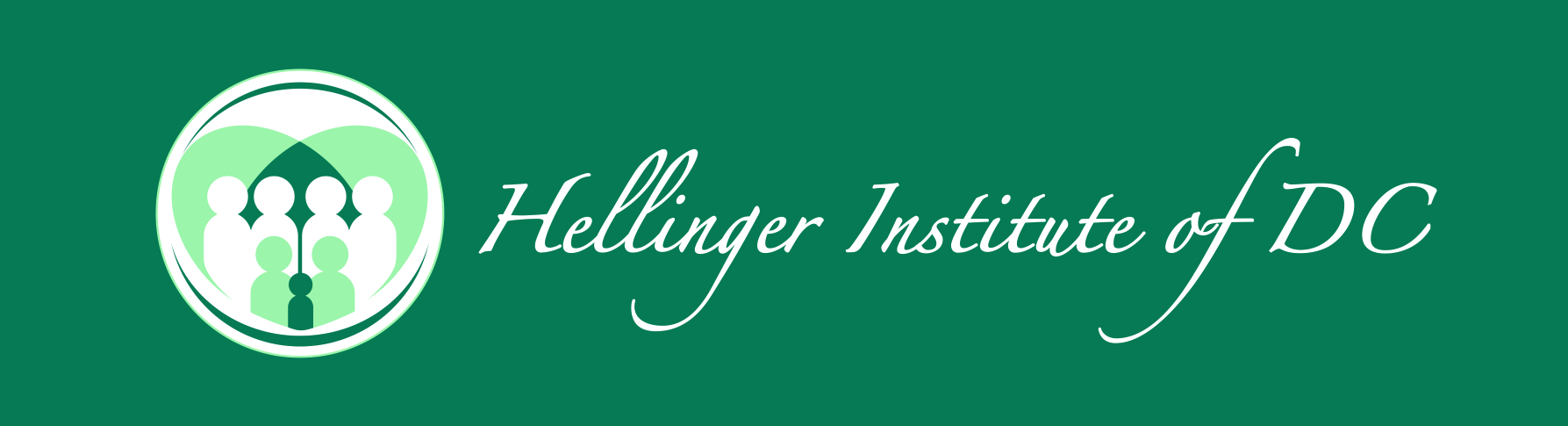 hellinger logo dark background